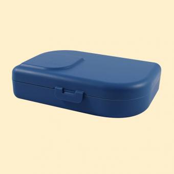 Nana Brotbox Blau inkl. Trennsteg