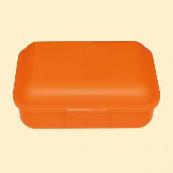 Brotbox m. 1 Tst orange