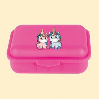 Brotbox m. 1 Tst Unicorns