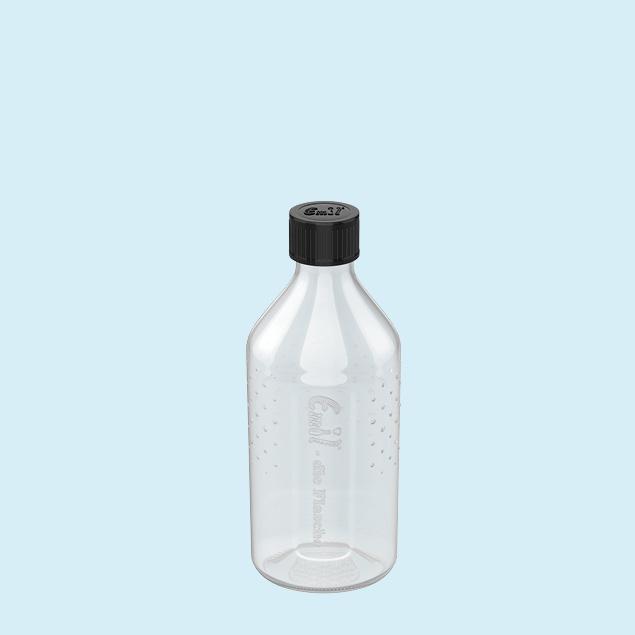 Ersatz - Glasflasche 0.6l