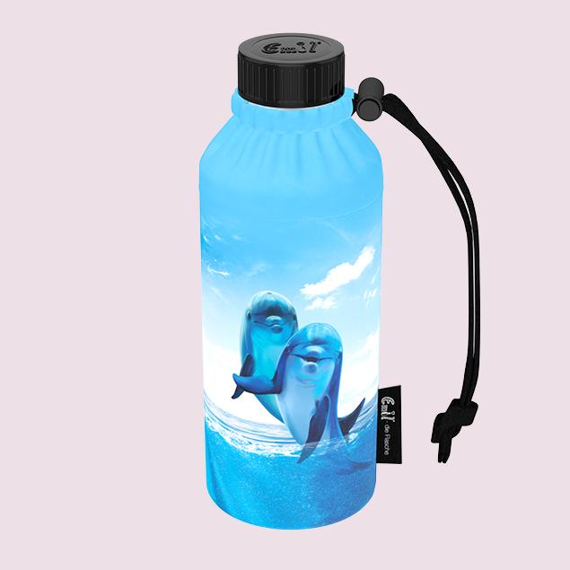 Sea Life Weithals-Flasche