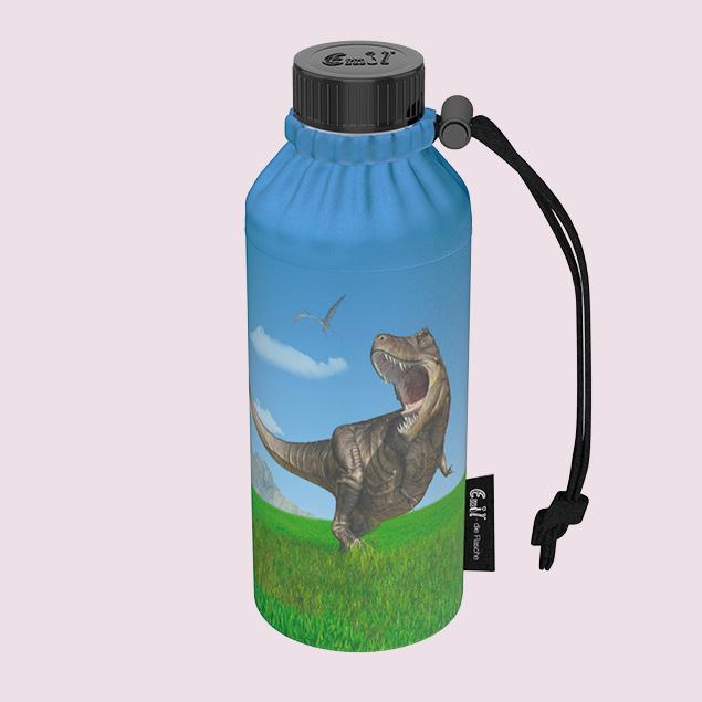 Dinosauerier Weithals-Flasche