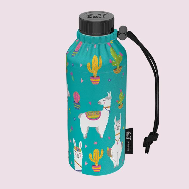 Alpaka Weithals-Flasche