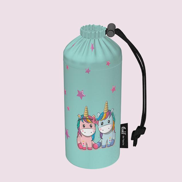 Flaschenbeutel  -  Unicorns 0,4l