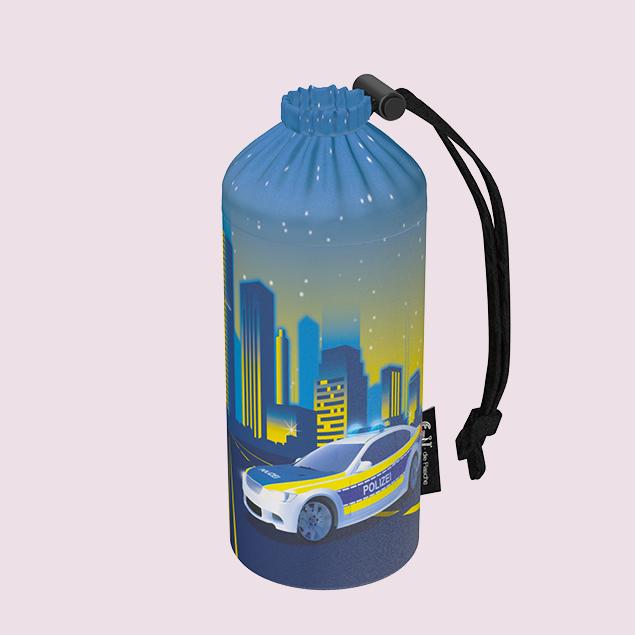 Flaschenbeutel - Polizei