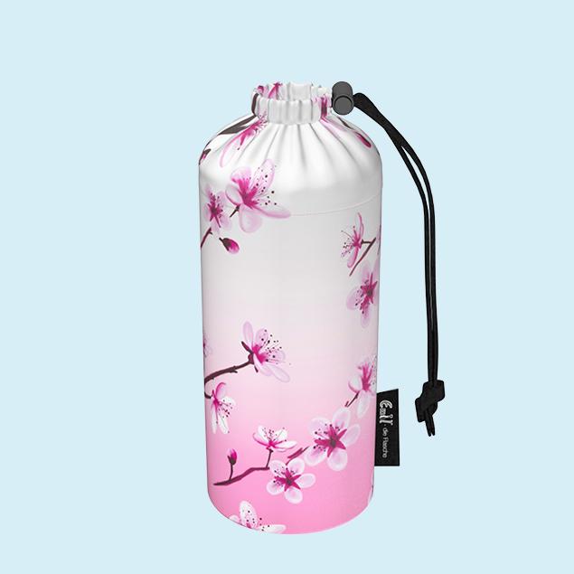 Flaschenbeutel - Kirschblüte 0,6l