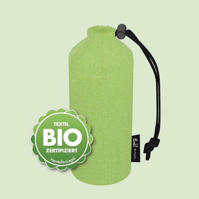 Flaschenbeutel - BIO-Grün