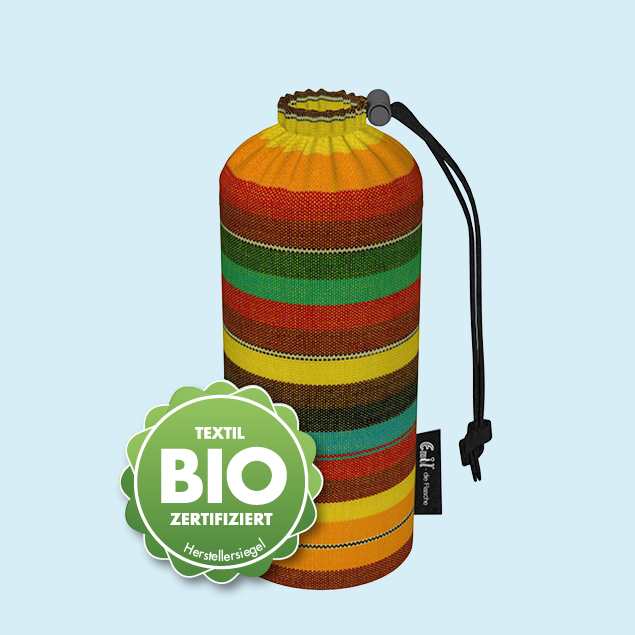 Flaschenbeutel - BIO-Mexiko 0,75l Weithals