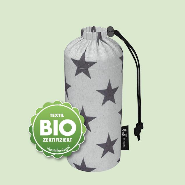 Flaschenbeutel - BIO-Stern