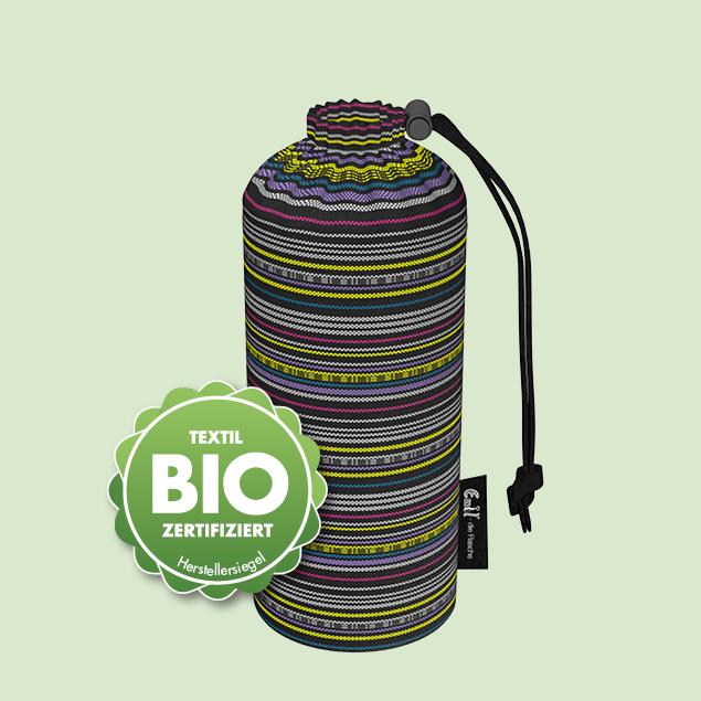 Flaschenbeutel - BIO-Neon 0,6l
