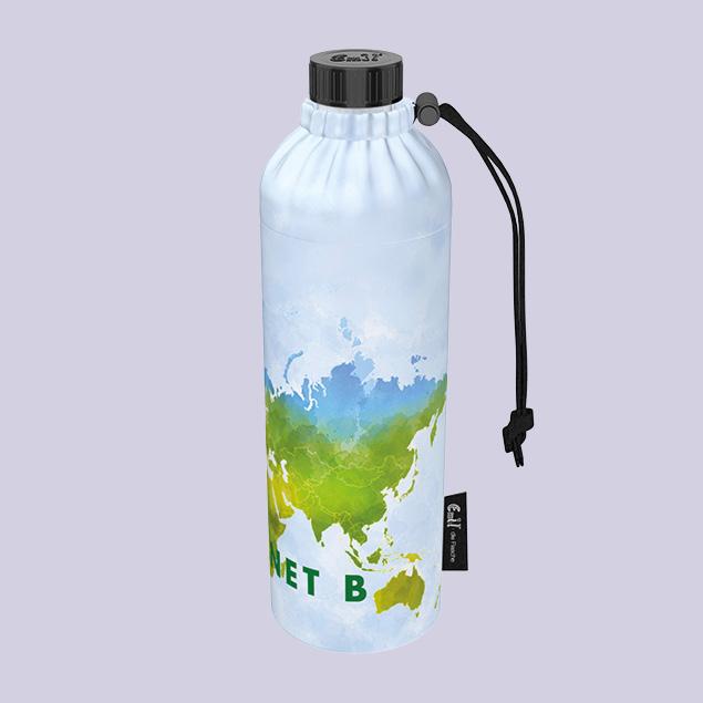 Planet Weithals-Flasche