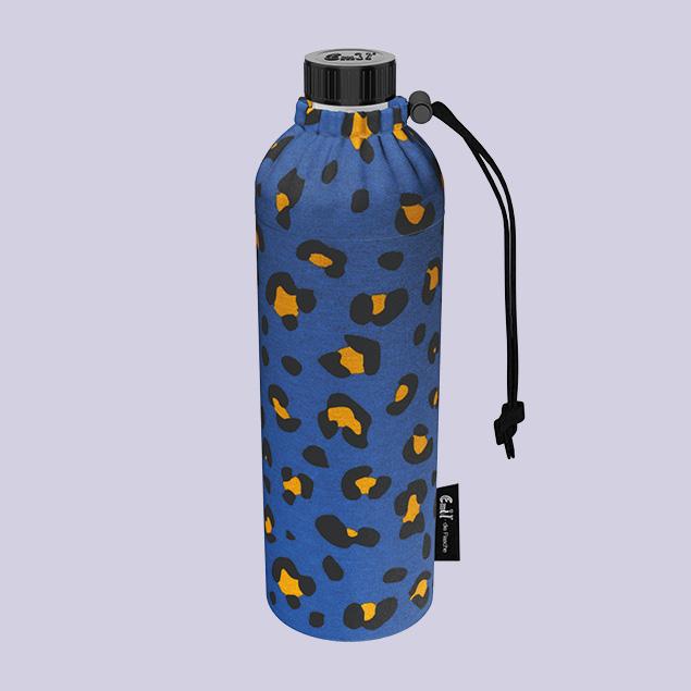 Blue Leo Weithals-Flasche