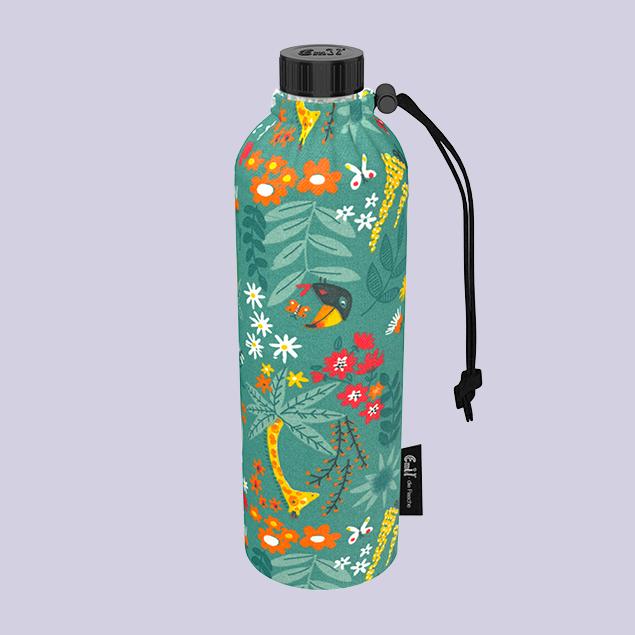 Tukan - Weithals-Flasche