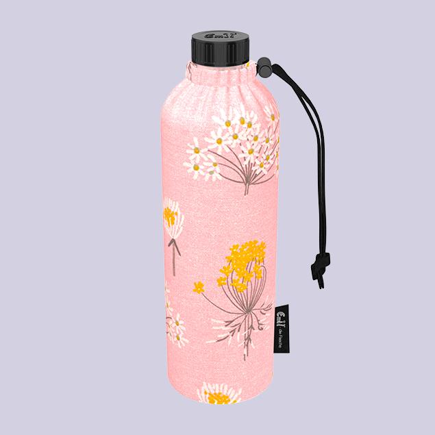 Wiesenblumen - Weithals-Flasche