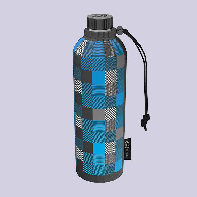 Square Weithals-Flasche 0,75l Weithals
