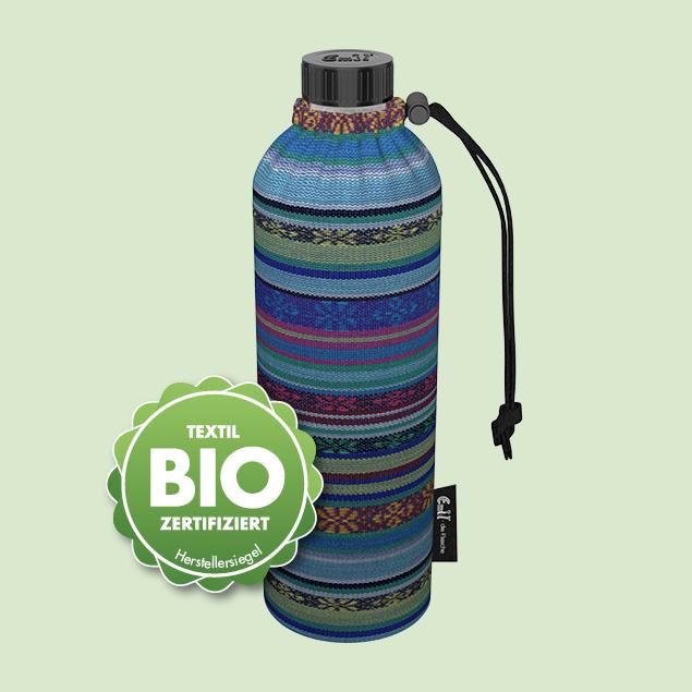 BIO-Aztek Weithals-Flasche
