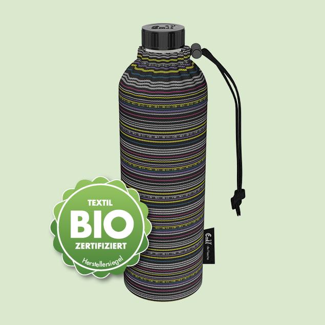 BIO-Neon Weithals-Flasche 0,75l