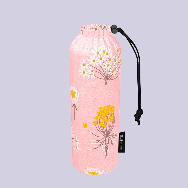 Flaschenbeutel - Wiesenblumen