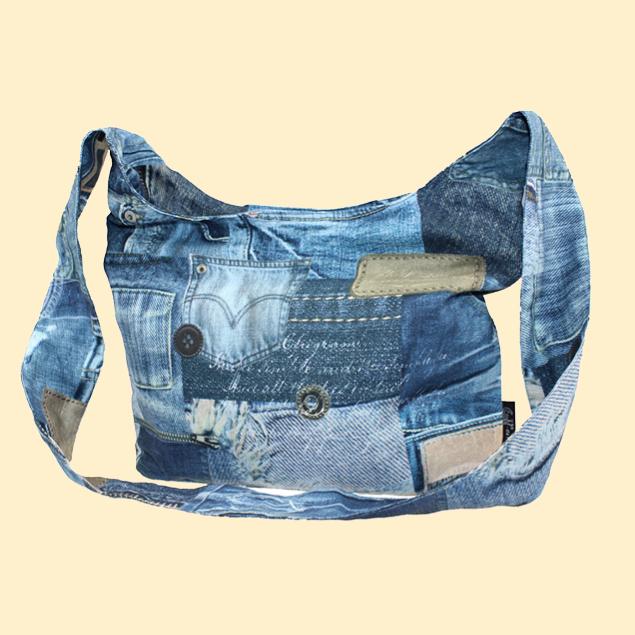 ZipBag - Jeans