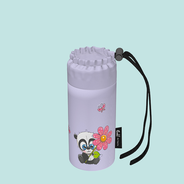 Flaschenbeutel - Baby-Little Panda