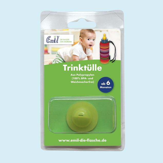 Baby Emil - Trinktülle Trinkaufsatz Baby Emil