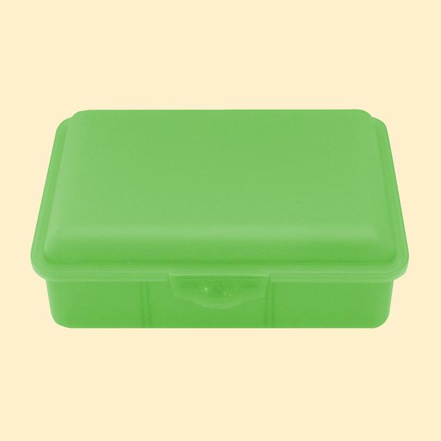Brotbox 2 Trennstege - Lemon
