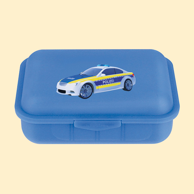 Brotbox - Polizei Box