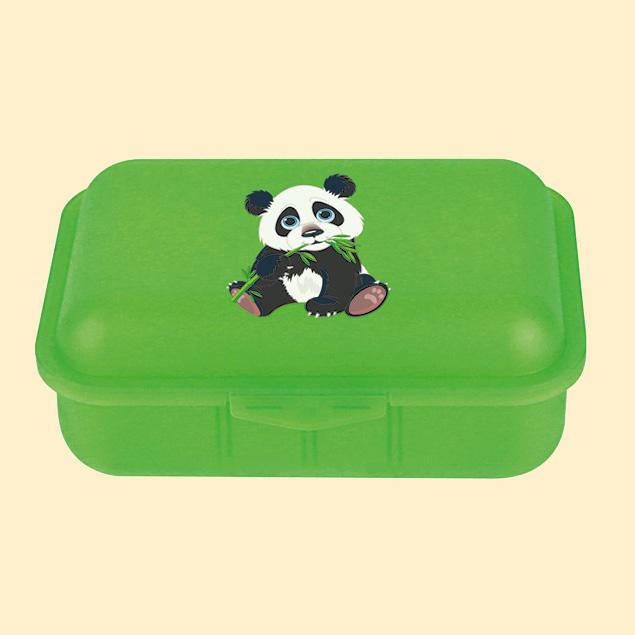 Brotbox m. 1 Tst Panda